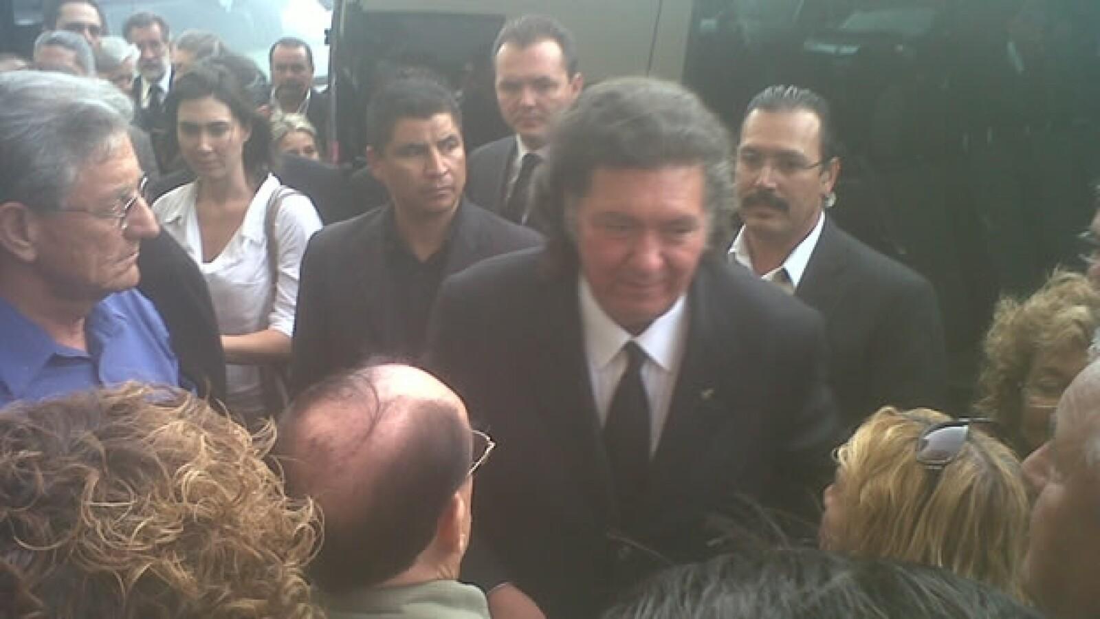 funeral de Maria Elvia Amaya