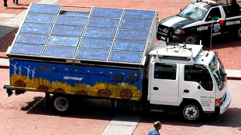 paneles solares cambio climatico energia renovable