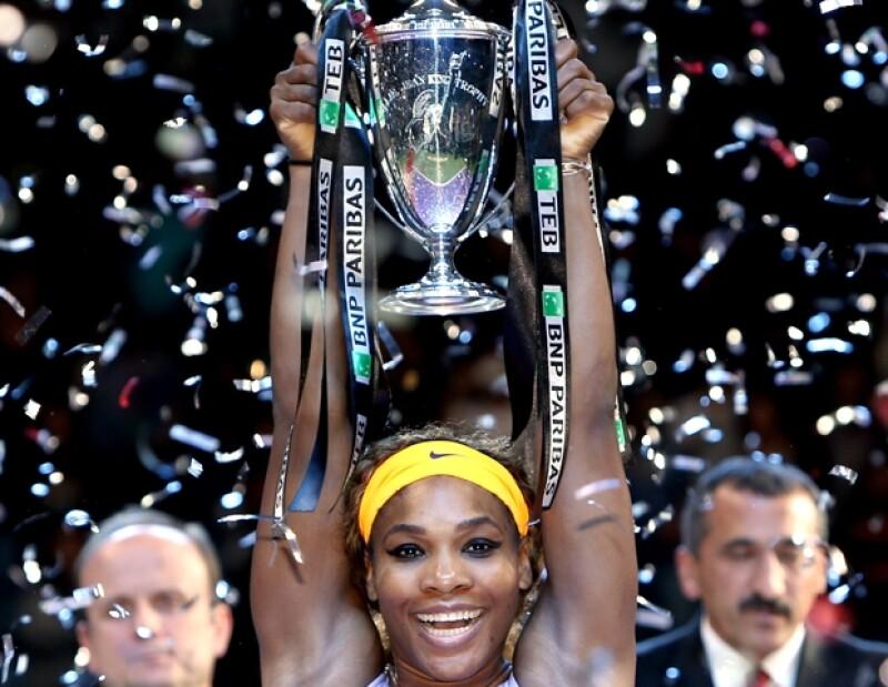Serena es testigo de Jehová.