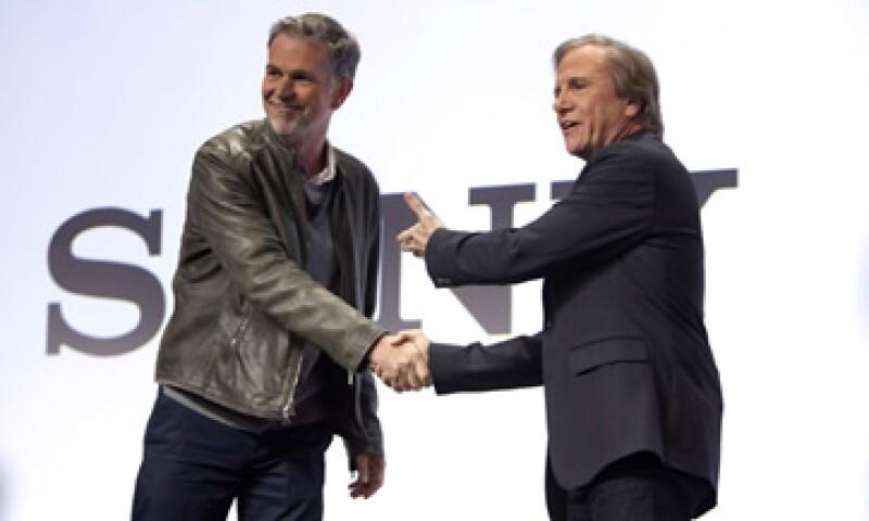 El CEO de Netflix, Reed Hastings, creó la compañía hace 17 años.  (Foto: Reuters)