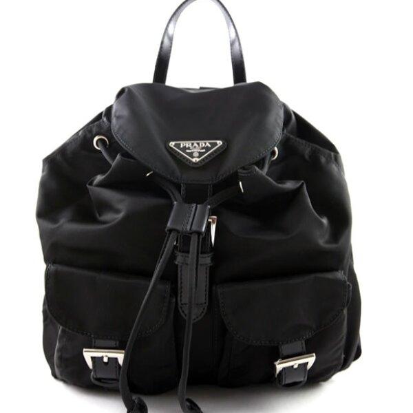 La backpack de Prada fue un éxito cuando se lanzó en 1984 convirtiéndola en un ícono.