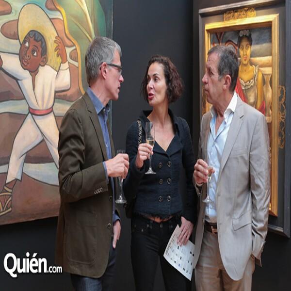 James Oles, Eugenia Hinojosa, Pablo Escobar