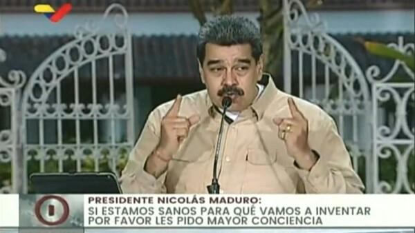 """AFP - Venezuela firmó """"confidencialidad"""" para probar vacunas de Rusia y Cuba, dice Maduro"""