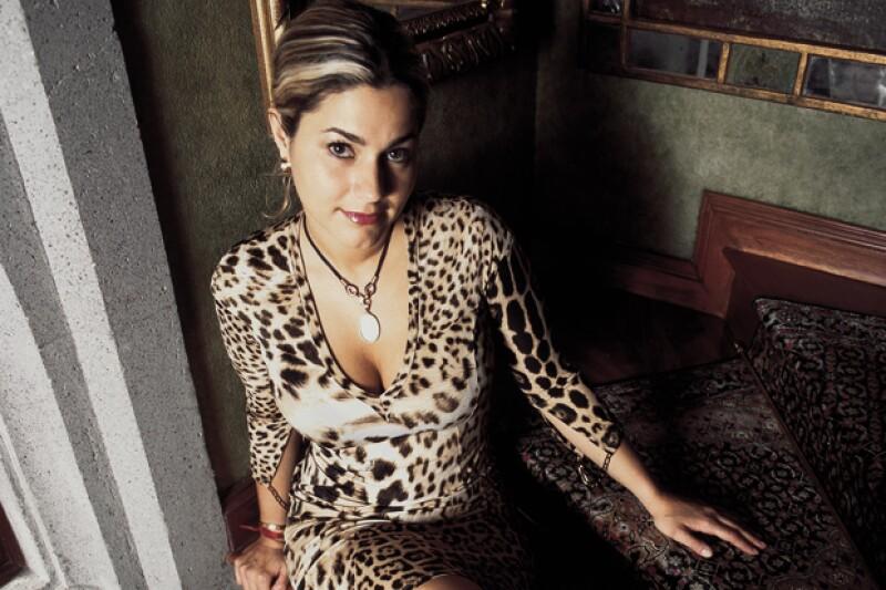 Liliana Sada en 2001.