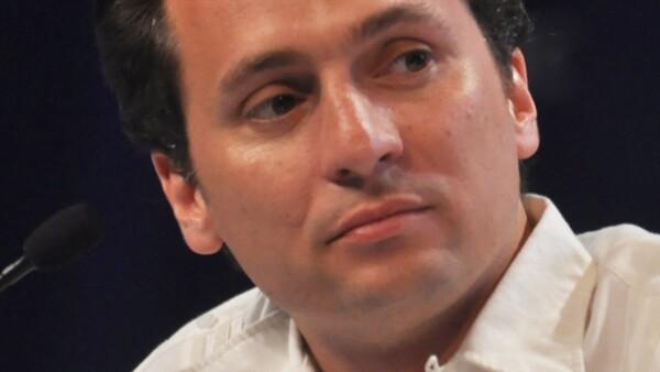 Emilio Lozoya Austin, director de Petr�leos Mexicanos