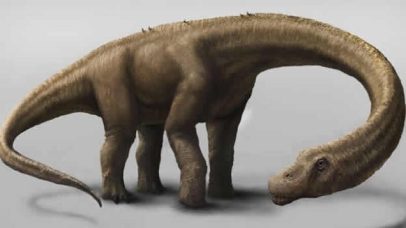 Dreadnoughtus dinosaurio argentina