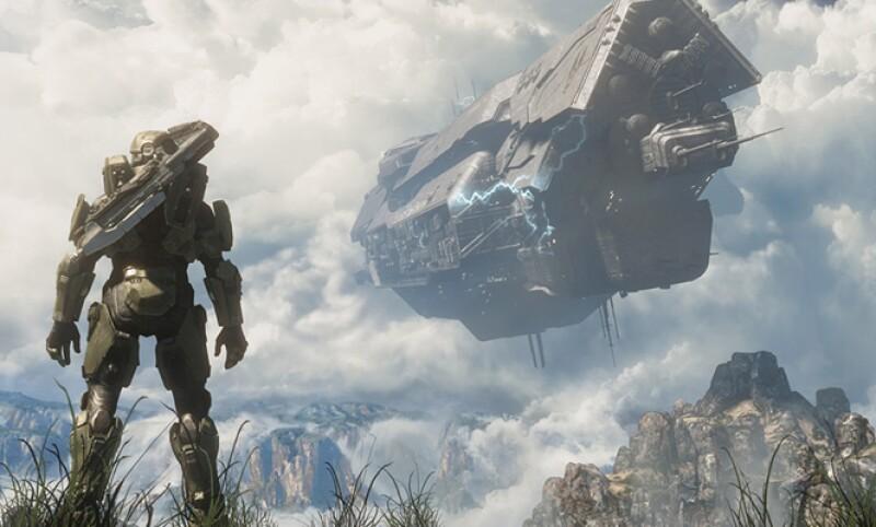 Master Chief, el famoso protagonista de la serie Halo, regresa en lo que se espera que sea su último título diseñado en exclusiva para Xbox 360.