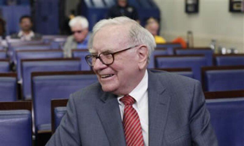 Con el monto, Buffett podría empatar a Stete Street Global Advisors comomayor accionista de IBM. (Foto: AP)