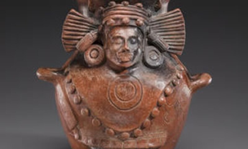 Es una práctica común el vender piezas actuales como prehispánicas, dijo la SRE. (Foto: Tomada de www.sre.gob.mx )