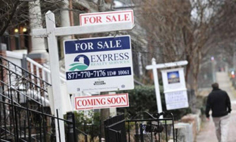 El índice desestacionalizado sobre solicitudes de refinanciamiento subió 2.2%. (Foto: Reuters)