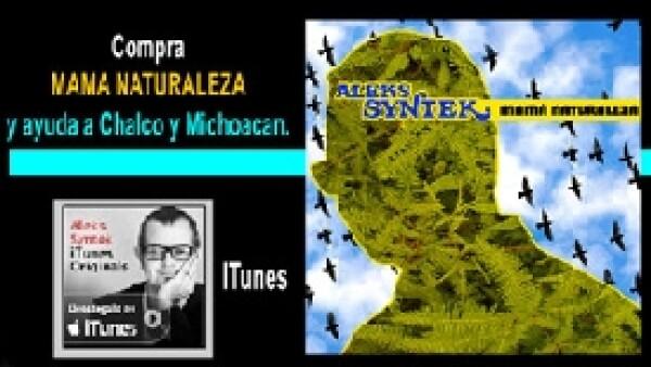 El intérprete ha puesto a la venta en su página de internet una canción inédita para apoyar a los damnificados por el sismo en Mexicali, Baja California.