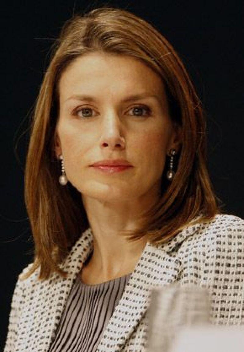 La princesa de Asturias visitó el colegio público La Gesta I de Oviedo, donde cursó hasta octavo grado.