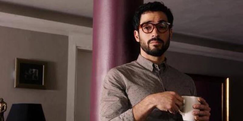 Alfonso Herrera en una escena de Sense8.
