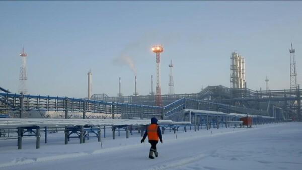 Gazprom / AFP