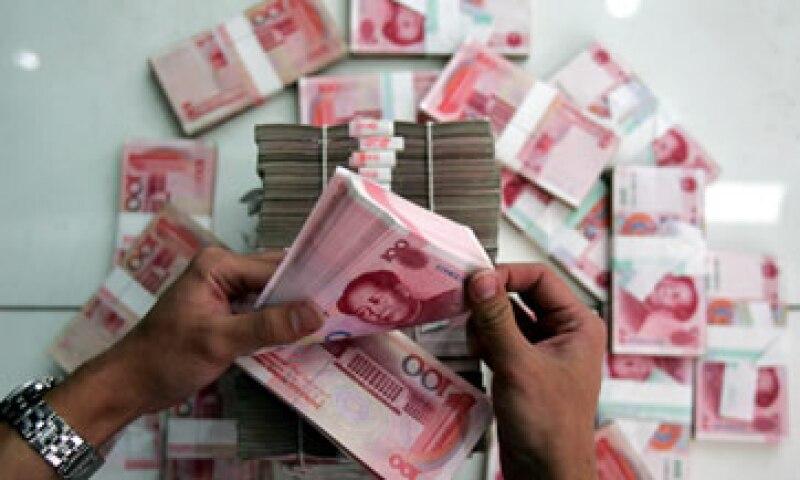 Las acciones chinas se recuperaron de sus pérdidas iniciales este lunes. (Foto: Getty Images)