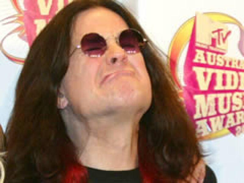Ozzy Osbourne también quiere una porción de las ganancias que Iommi obtuvo al ir de gira bajo el nombre Black Sabbath. (Foto: AP)