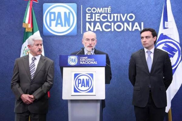 Comisión Anticorrupción del PAN
