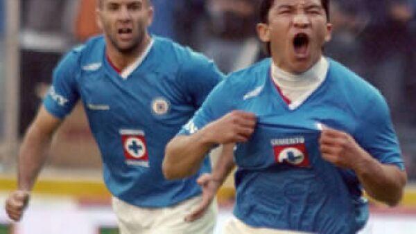 El Cruz Azul es uno de los equipos de futbol más importantes de México. (Foto: Notimex)
