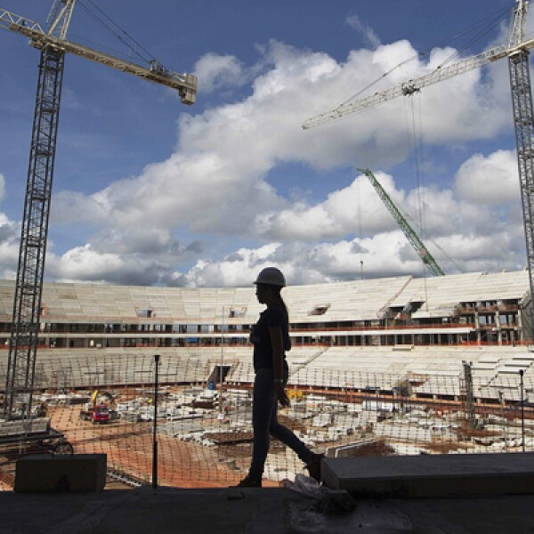 Una preocupación es que los funcionarios brasileños declaren las obras como completas y las inauguren aunque no estén listas.
