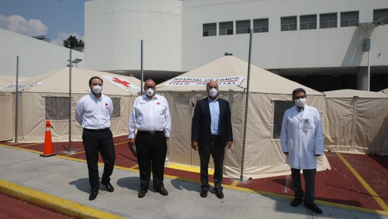 Hospital de Campo  INER