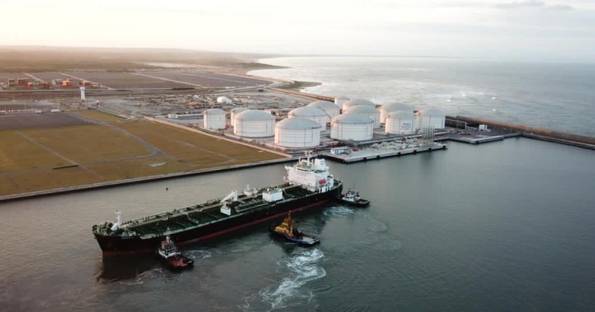 IEnova inicia las operaciones de una nueva terminal de gasolina en Veracruz