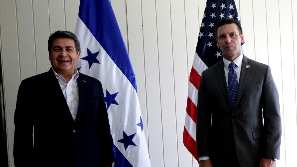 Reunión Honduras-Estados Unidos