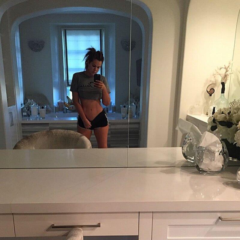 La hermana de Kim y Kourtney cada vez se ve más guapa. Sin embargo, su secreto para bajar esos kilos de más y mantenerse en forma es más simple de lo que parece.