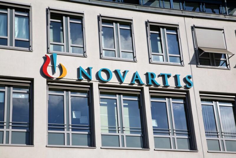 Logo de Novartis