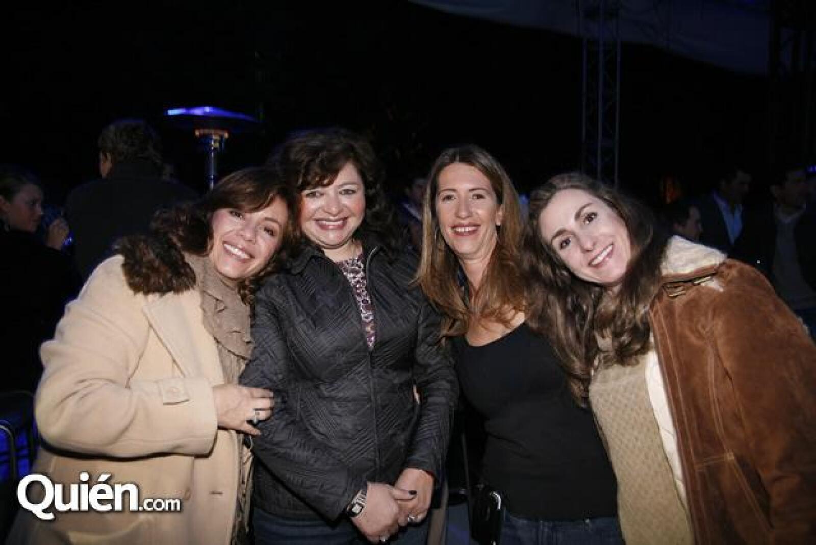 Teresa Stein,Beatriz Corona,Cecilia Gómez Pimienta,Gana Cataño