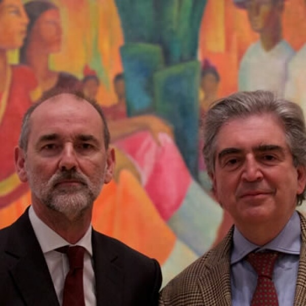 Arte mexicano en la Royal Academy