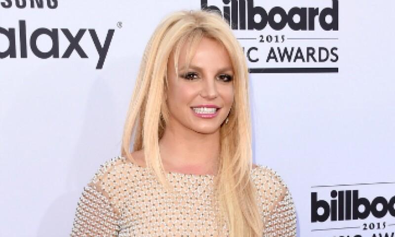 Britney Spears se vio envuelta en un escándalo por el uso de Auto-tune en 2014. (Foto: Getty Images)