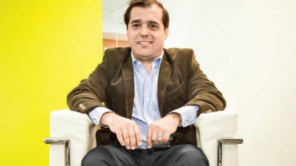 El CEO regional, Mariano Fiori, dice que la empresa quiere aumentar su participación en el mercado mexicano. (Foto: Martín Gerardi)