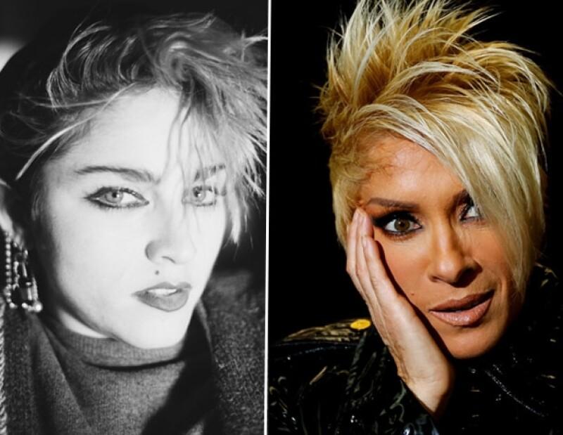 Estos famosos han seguido el estilo de otro, sin embargo, es difícil saber si su imagen es una reinterpretación de alguien o simplemente decidieron imitarlo. ¿Tú qué opinas?