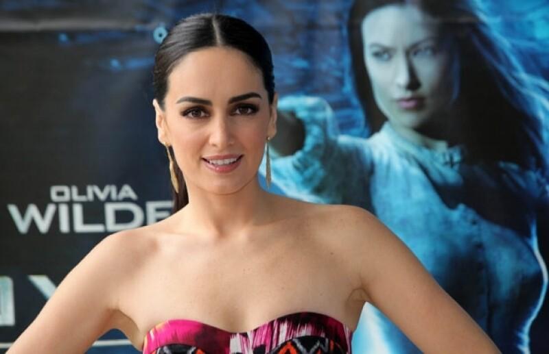 Una de las mexicanas más famosas en Hollywood podría debutar como productora este 2012.
