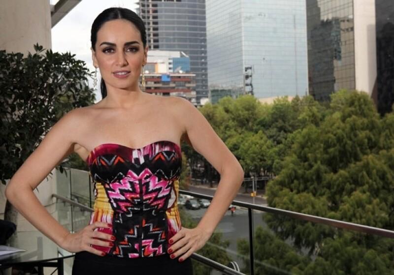 Feliz con su éxito como actriz, Ana de la reguera celebra hoy, su cumpleaños número 35.