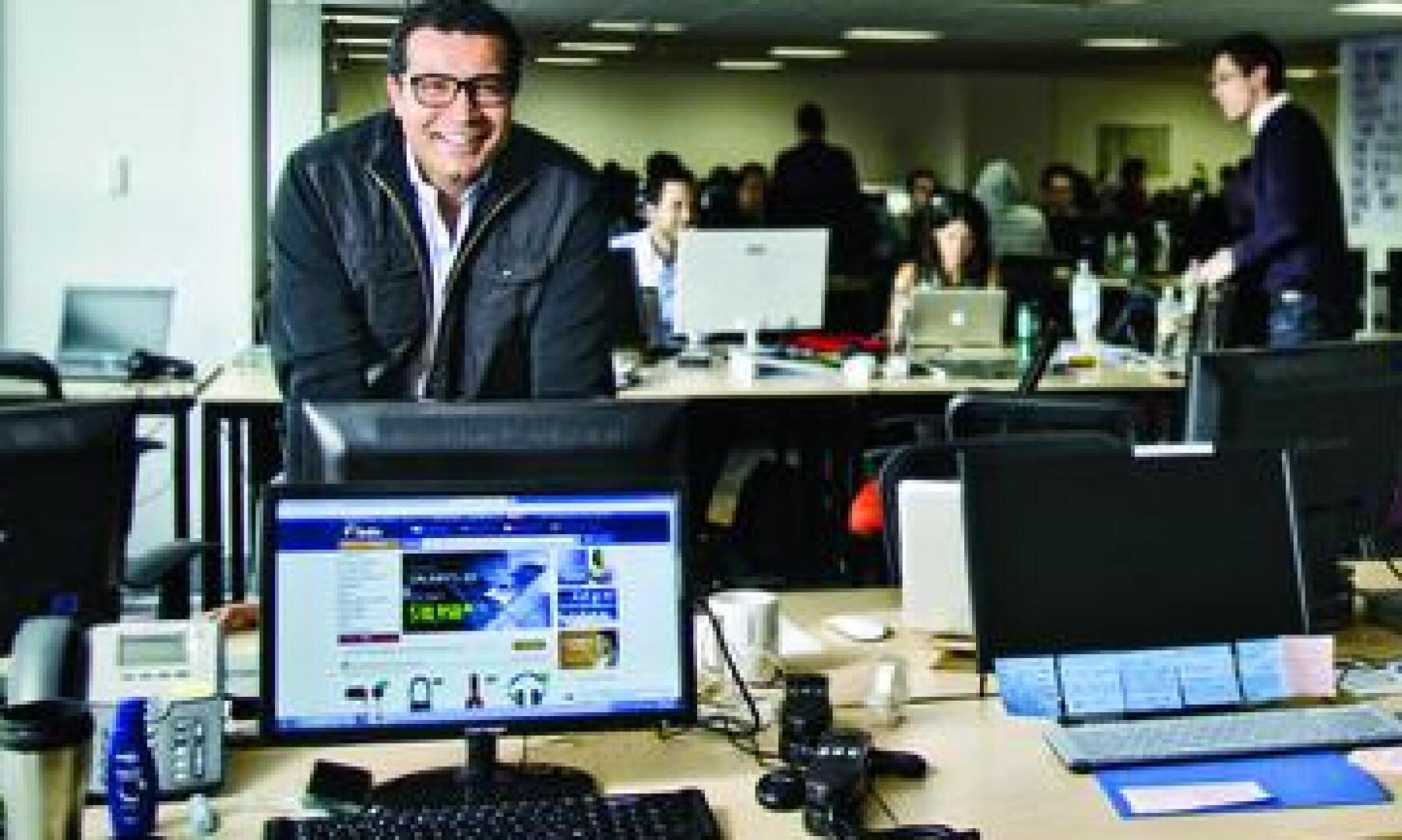 En cinco años, Rocket Internet se posicionó en 17 países, ahora busca establecerse en México con su tienda en línea Linio. (Foto: Ramón Sánchez Belmont)