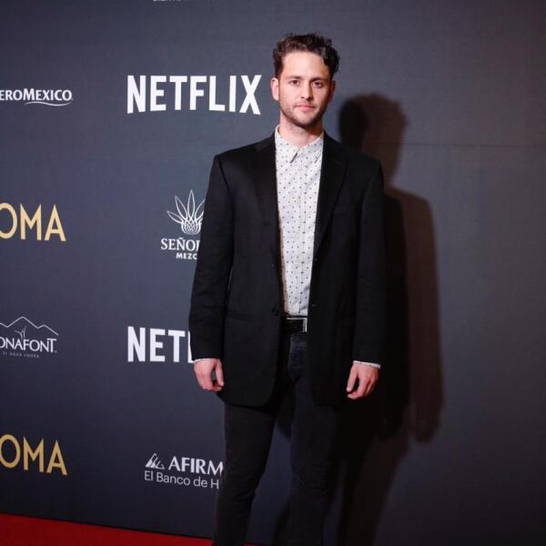 Christopher Von Uckermann, actor.