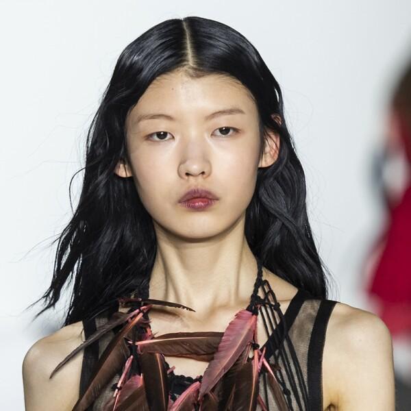 PFW-Paris-Fashion-Week-Runway-Pasarela-Beauty-Look-Belleza-Ann-Demeulemeester