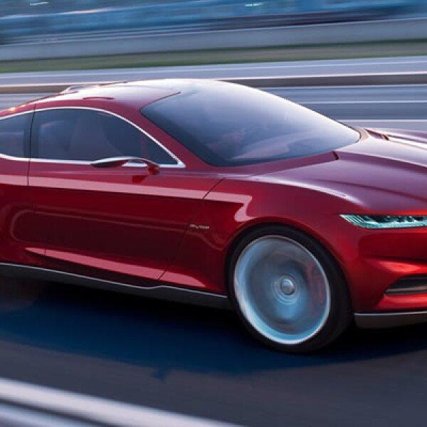 La nueva visión de Ford sobre el automóvil del futuro, en el que se toma en cuenta a cada pasajero, ajustando el clima y con sistema ergonómico en todos los asientos.
