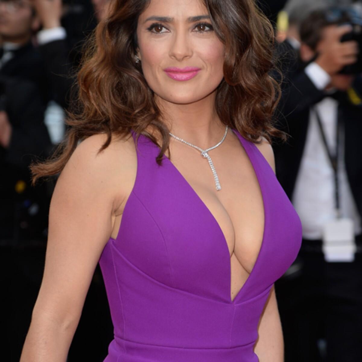 """""""Hollywood solo me aceptó por mi lado sexy"""", reconoce Salma Hayek"""