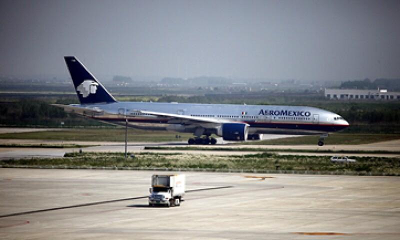 En 2012, Aeroméxico incrementó la oferta de nuevos destinos, entre los que destacan Londres, Washington, Atlanta, Dallas y El Salvador. (Foto: AP)