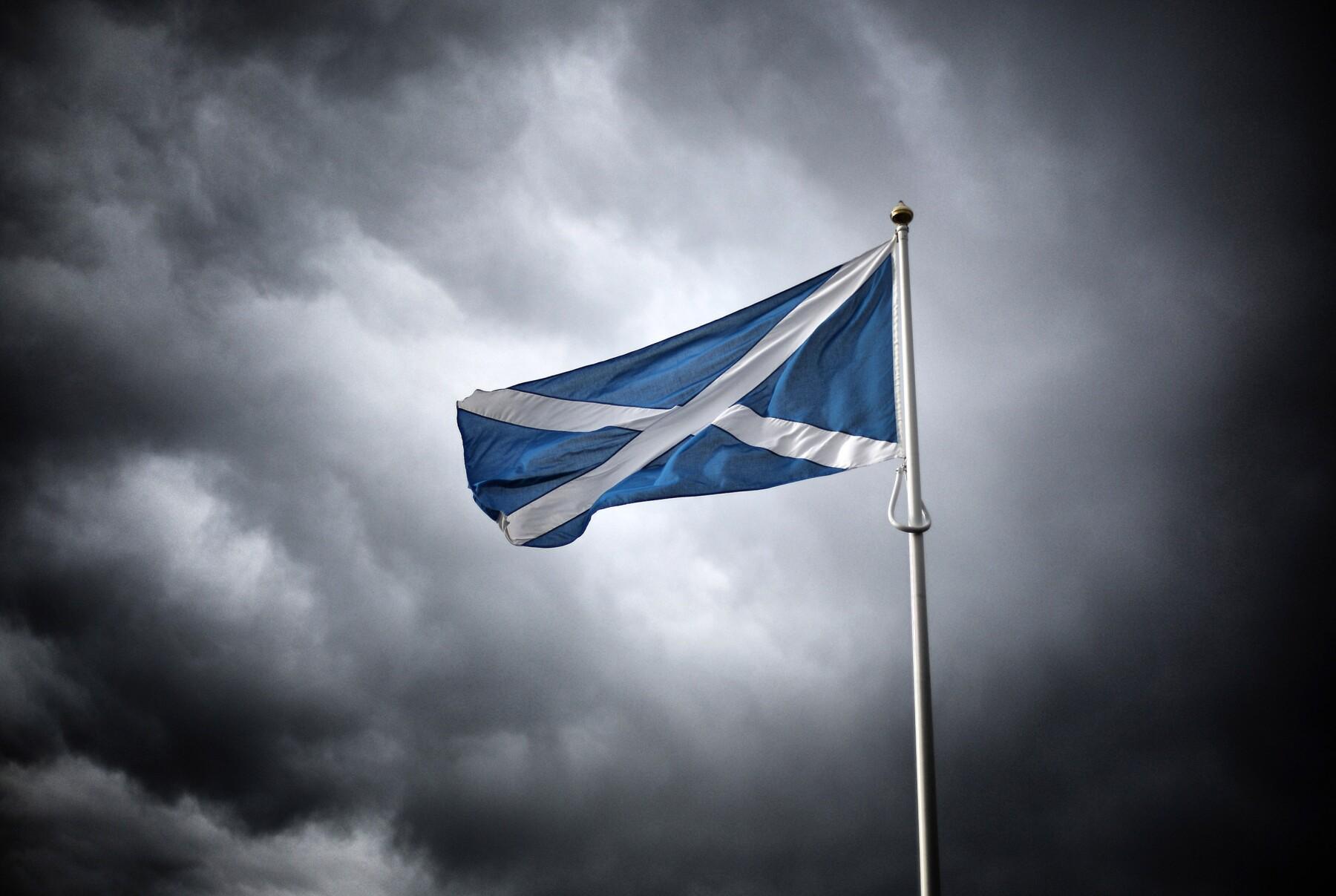 La separación de Reino Unido daría impulso al movimiento independentista escocés.