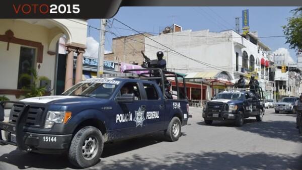 Federales en Guerrero