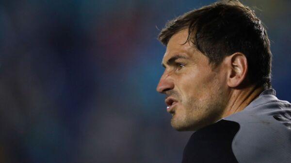 Iker Casillas no cree en la llegada del hombre a la luna.