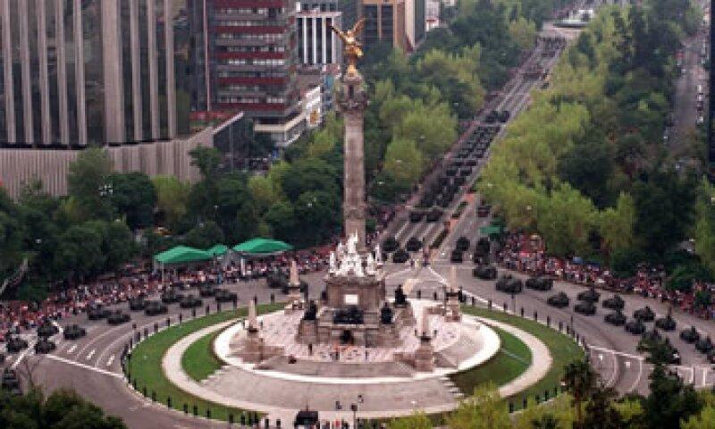 La capital mexicana ha cambiado radicalmente en los últimos años. (Foto: AP)