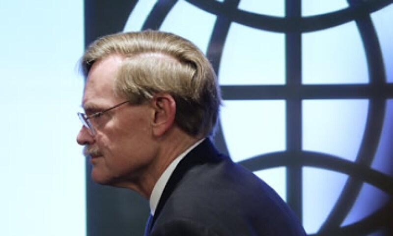 """El jefe del Banco Mundial llamó a una """"acción cooperativa"""" para lidiar con la crisis de deuda en la zona euro. (Foto: Reuters)"""