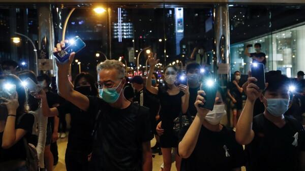 Un año de protestas