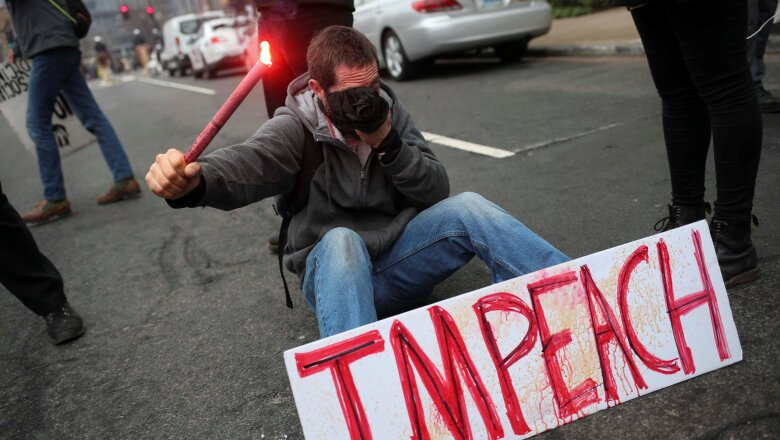 Protestas en México