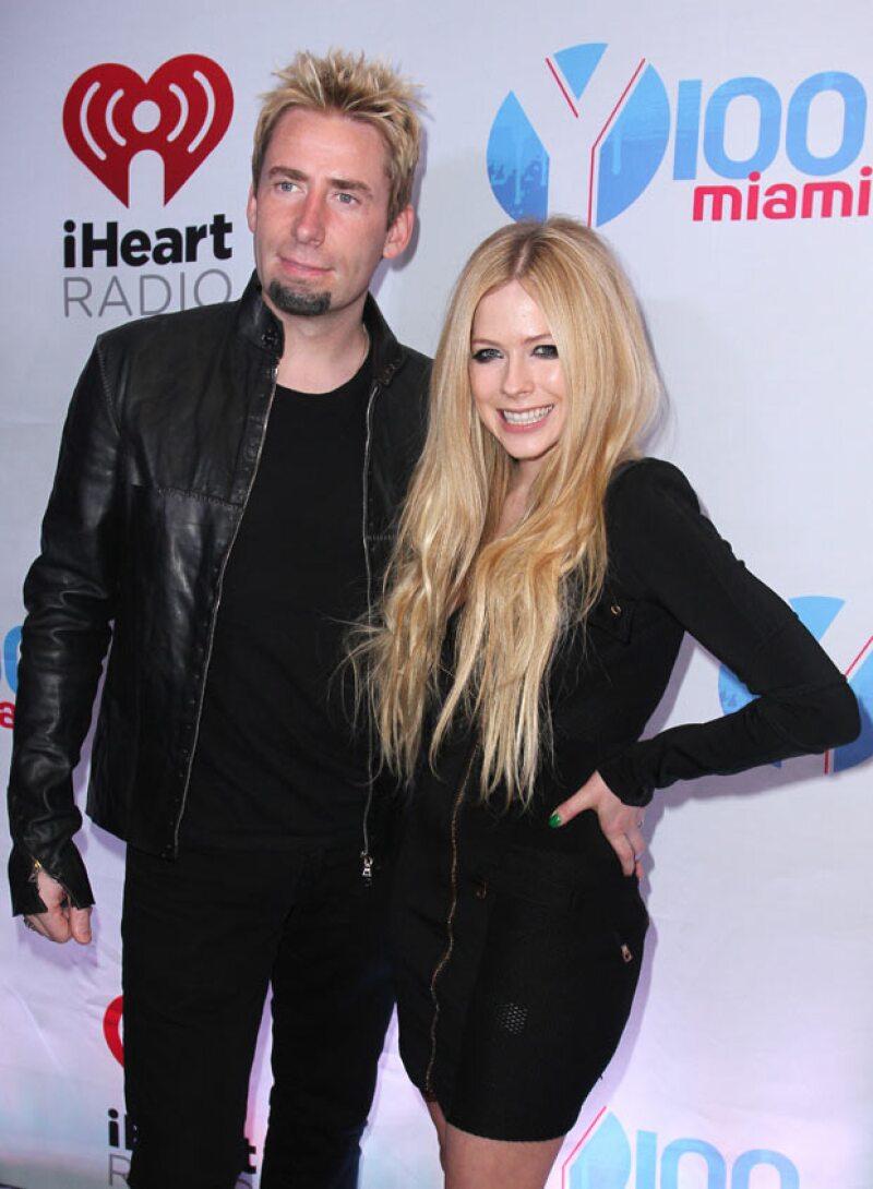 La cantante anunció su divorcio semanas atrás.