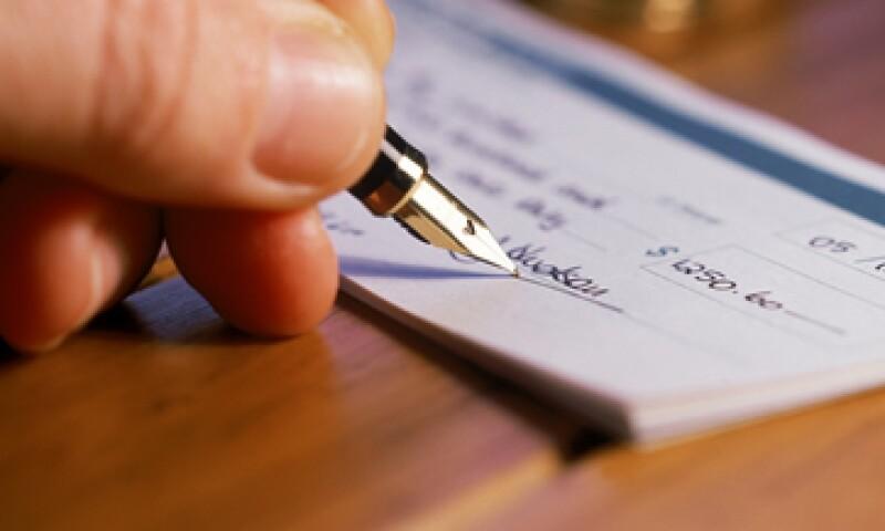 65% de los consumidores estadounidenses no poseen chequera o prefieren no usar cheques. (Foto: Getty Images)